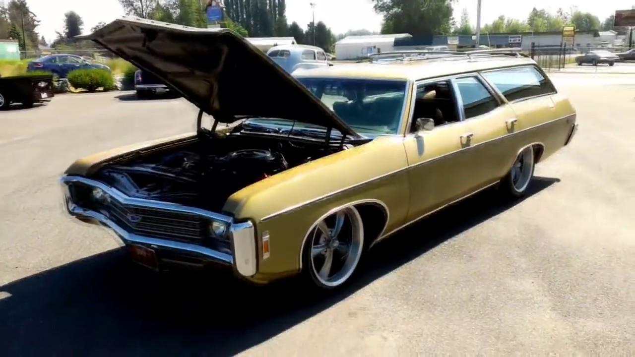 1969 Chevrolet Kingswood - YouTube