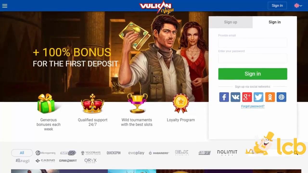 Вулкан Вегас Игровые Автоматы   Vulkan Vegas Video Review