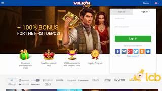 Vulkan Vegas Video Review