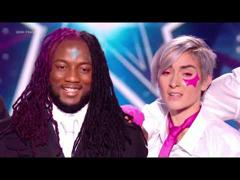 WOW! The Rookies Amazing Dance For Semi Final Of France's Got Talent !