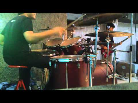 CFNI's Love Song by CSB (Drum Angle)