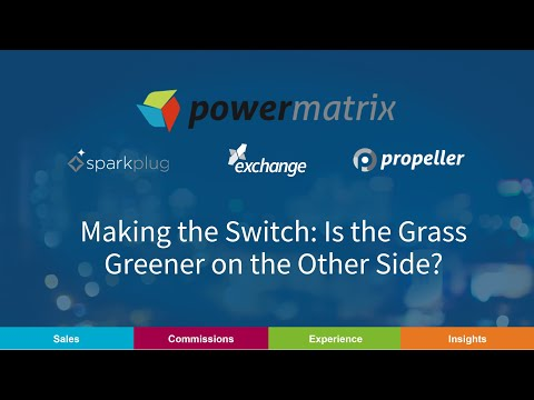Making the Switch: Is the Grass Greener on the Other Side?