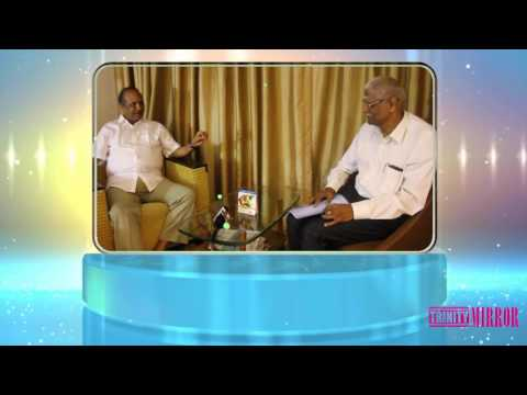 Interview with former UGC Vice Chairman Devaraj