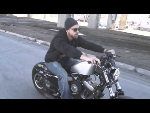 Harley Sportster Forty Eight 48 2013 Protect DIP