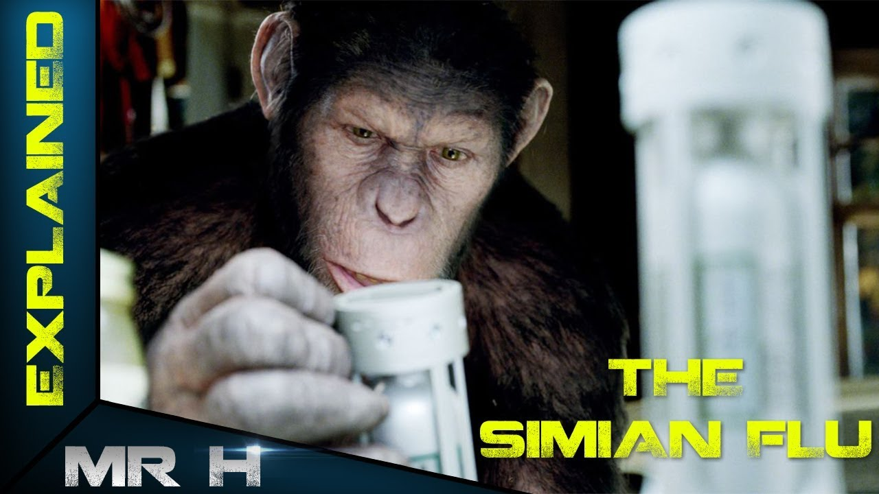 Planet Of The Apes Simian Flu
