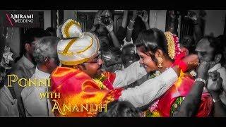 Ponni Weds Anandh | Abirami Wedding Highlight Song | Karaikudi | Wedding Highlight