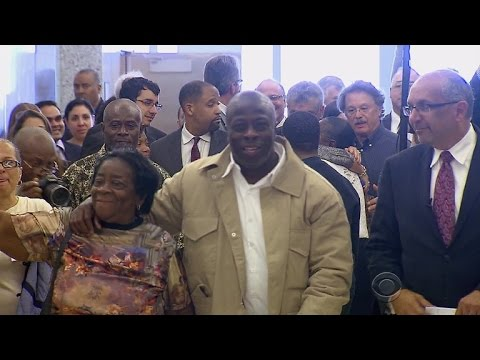 Wrongfully convicted man cleared after 28 years in prison
