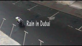 Rain in Dubai - Amazing 2014