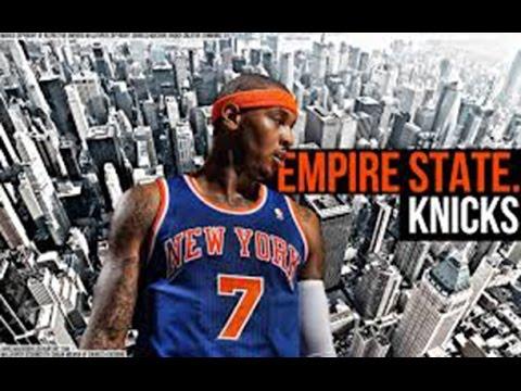 NEW YORK KNICKS NBA 2K16 - Mucho futuro en esta plantilla