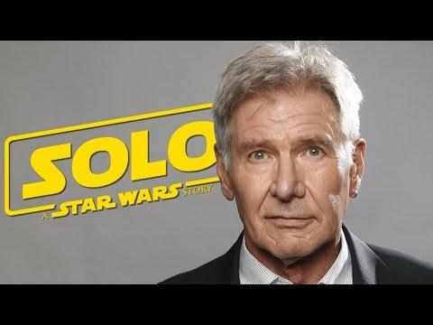 Harrison Ford's Secret Role in Solo: A Star Wars Story