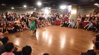 2015 Seoul Tango Festival Retro Milonga - 02 Bong Bong y Nabi