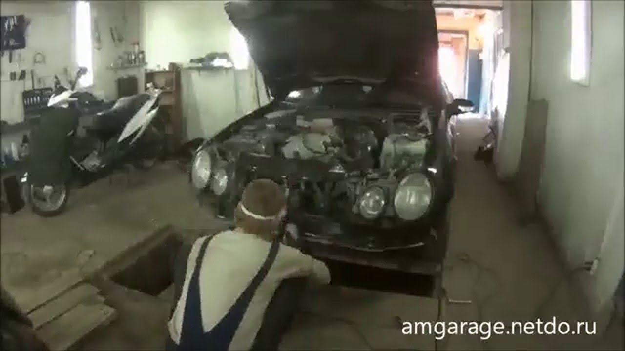 Adam Motors Garage / Замена интеркулера