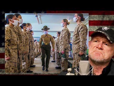Marine Corps Shuts Down Public Opinion on Twitter - Goes Full SJW