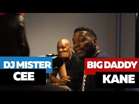 Big Daddy Kane & Mister Cee Drop Gems With Funk Flex #WeGotaStoryToTell018