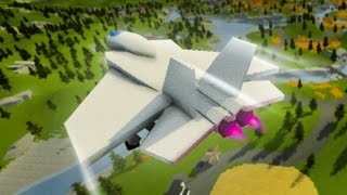 Unturned 3.18.9.0: NEW MAP REVEALED! FIGHTER JET! (New Vehicles, Items, Objects in Development)