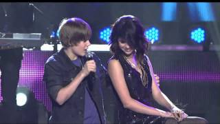 Justin Bieber Feat. Selena Gomez - One Less Lonely Girl HD [1080p]