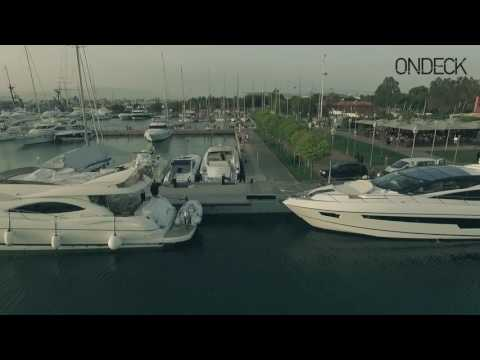 3rd Sunseeker Hellas Open Weekend at Flisvos Marina
