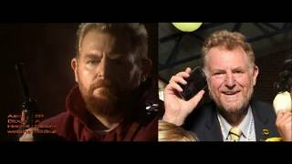 Gregory Smith As Barry Burton Live Action Actor From Resident Evil 1996