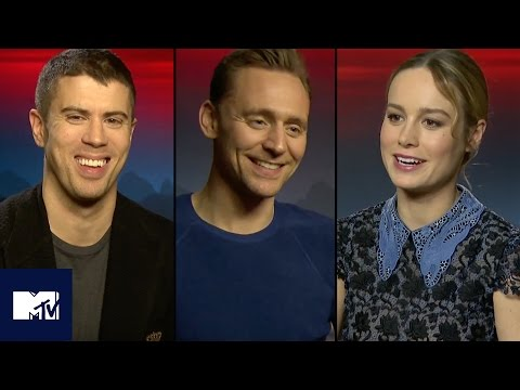 Tom Hiddleston, Brie Larson & Cast Play Would You Rather: KONG SKULL ISLAND Edition | MTV