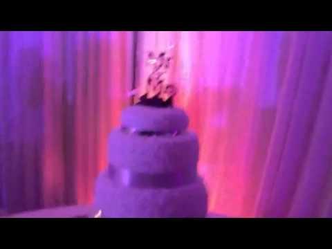 En la recepción de la boda de Marcela Gándara ^.^