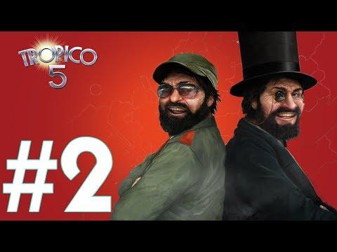 How To Boost The Economy  (Ep #2 - Tropico 5 Sandbox Gameplay) |