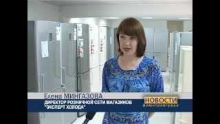 видео Холодильник двухкамерный бытовой POZIS RK-102