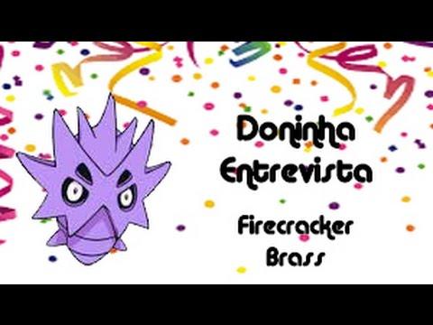 Doninhas PxG | Doninha Entrevista Firecracker Carnavalesco