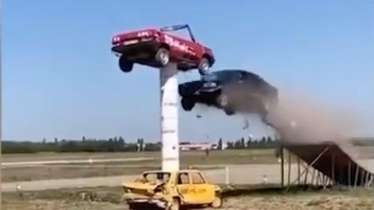 Funny Car Moments Uncle Tonys Show #12