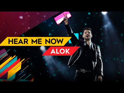 Hear Me Now - Alok - Villa Mix Goiânia 2017 ( Ao Vivo )