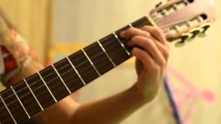 Есть улицы центральные, Юрий Антонов - на  гитаре , аккорды