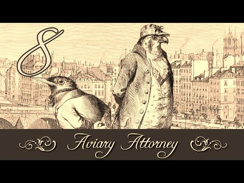 Let's Play Aviary Attorney! #8 - Time Them Out