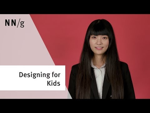 Designing For Children