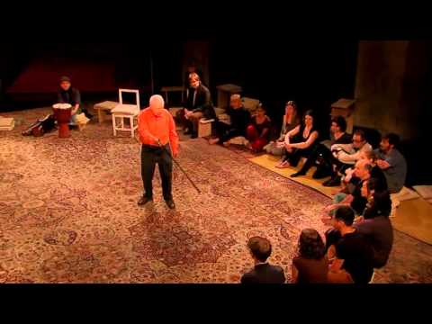 Peter Brook - The Tightrope