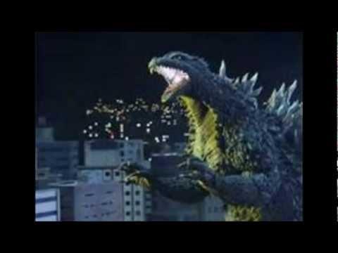 Blue Oyster Cult Godzilla