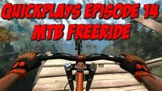 Game | MOUNTAIN BIKE SIMULATOR! MTB Freeride Quickplay 1 | MOUNTAIN BIKE SIMULATOR! MTB Freeride Quickplay 1