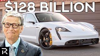 How Bill Gates Made $128 Billion