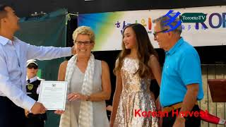 20170826, Korean Harvest Festival, North York, Ontario, Canada
