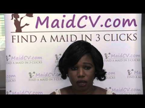MaidCV.com - Interview of Mariama - Gambian Maid