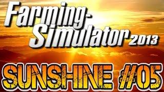 SUNSHINE XXL #05 - Harvest 5
