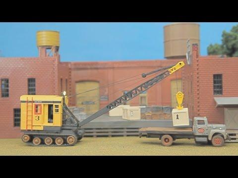 HO Animated crane demo (Geoff Bunza) | Model Railroad Hobbyist | MRH