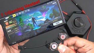 Quake, Meilleur casque de jeu le plus petit - 7.1 Carte son 4 Jeux sur PC - Mobile Fortnite Pubg Overwatch