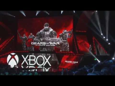Microsoft's Xbox One E3 2015 Press Conference