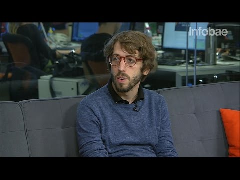 "Martín Piroyansky: ""Aprendí a filmar con muy poco"""