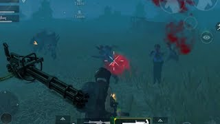 Zombie mode gone wrong | PUBG Mobile