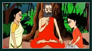 Thakurmar Jhuli | Kunor Bhoot Full Story| Bengali Story For Children | Bangla Cartoon