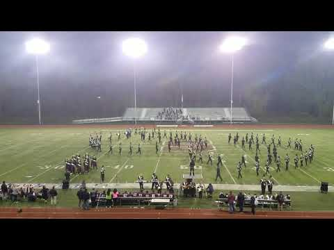 Stroudsburg High School Marching Band @home 10/18/19