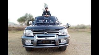 TOYOTA PRADO TZ REVIEW| TEST DRIVE | STARTUP| PAKISTAN