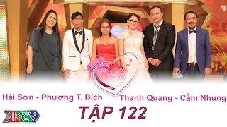 VỢ CHỒNG SON - Tập 122   Hải Sơn - Phương T.Bích   Thanh Quang - Cẩm Nhung   06/12/2015