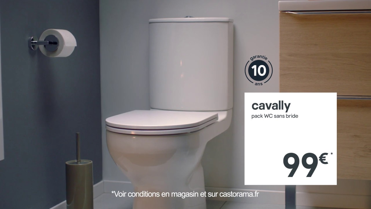 Goodhome Toujours Plus Simple Wc Cavally