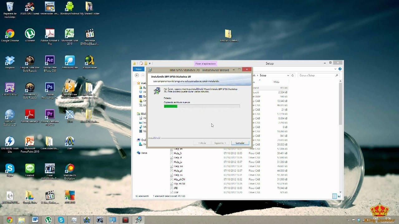 descargar spss 20 gratis en espaol para windows 7 32 bits